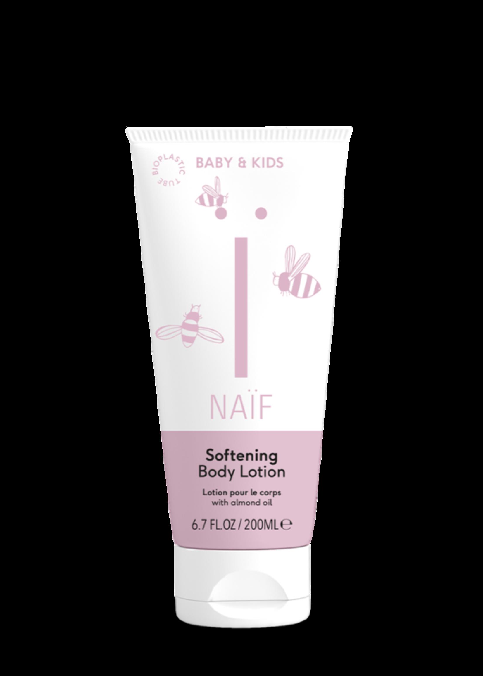 Naïf Body Lotion - 200 ml