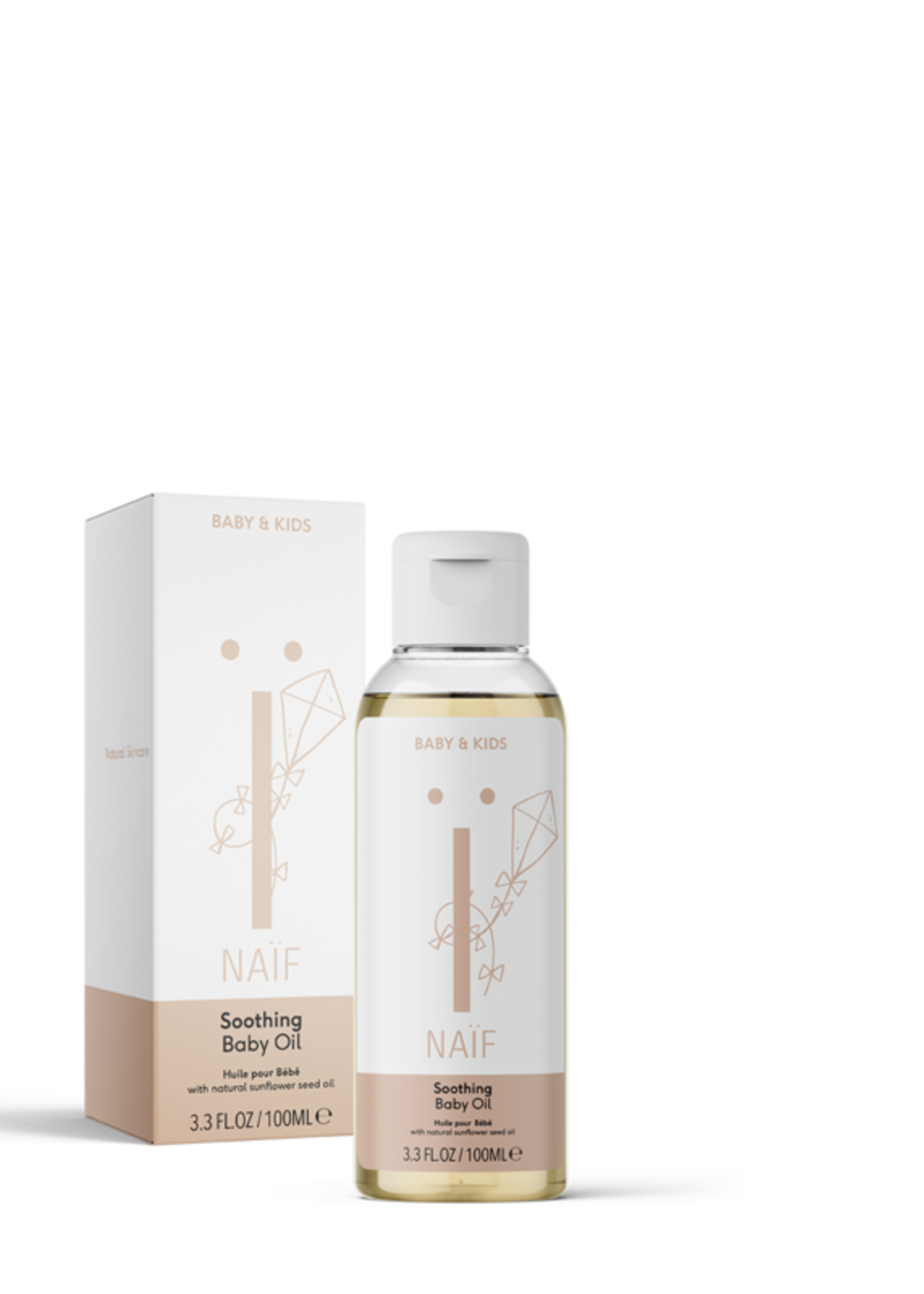 Naïf Baby Olie - 100 ml