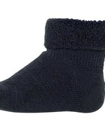 mp Denmark Terry Wool Socks - Navy