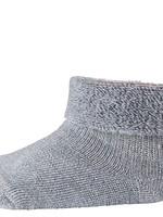 mp Denmark Terry Wool Socks - Grey Mel
