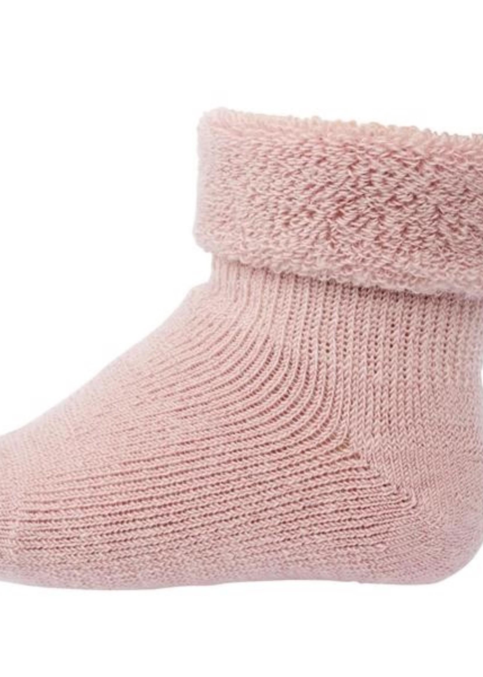 mp Denmark Terry Wool Socks - Light Rose