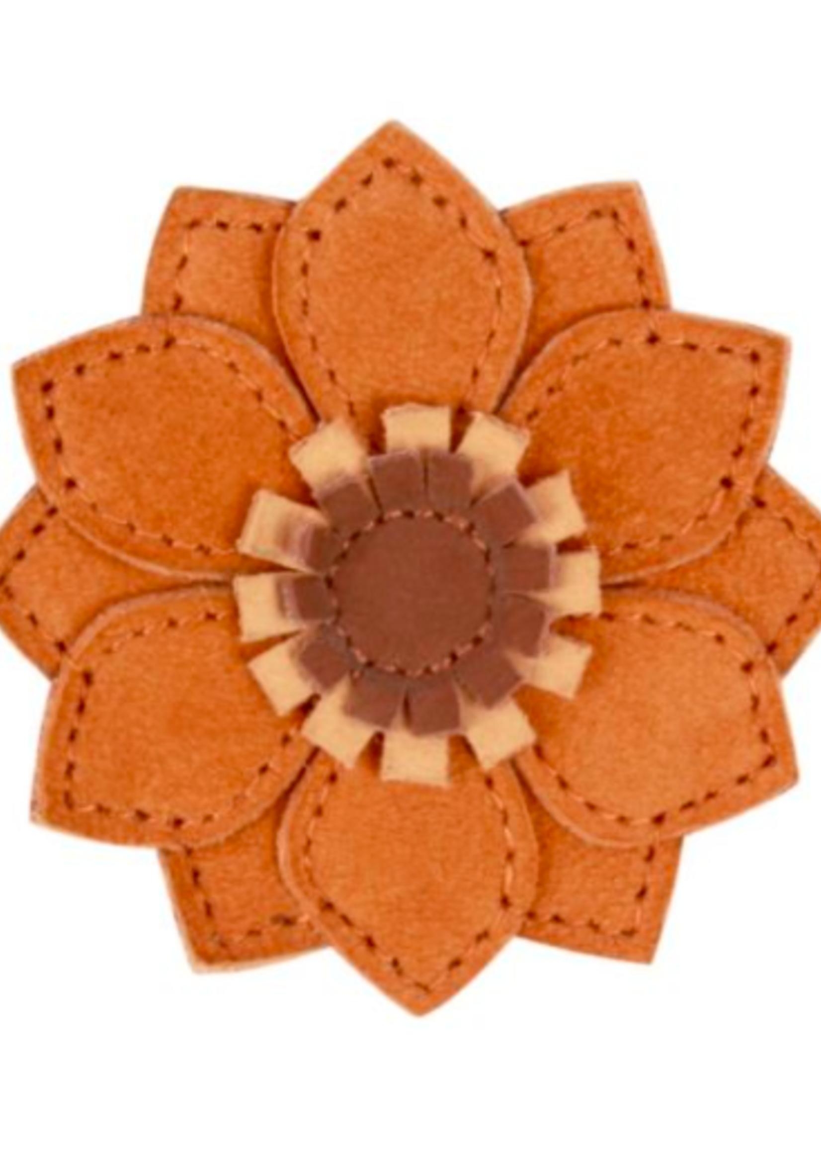 Donsje Amsterdam Zaza Field Hairclip - Sunflower