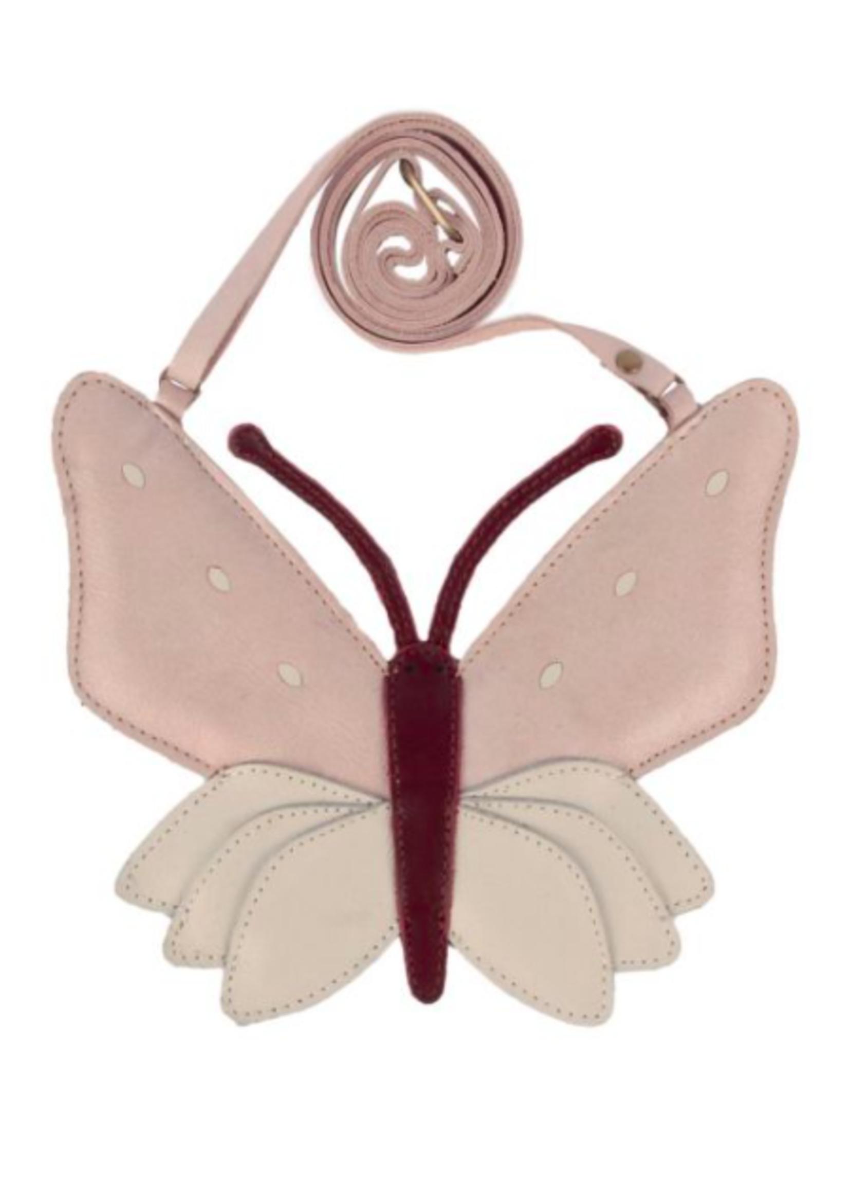 Donsje Amsterdam Toto Purse - Butterfly