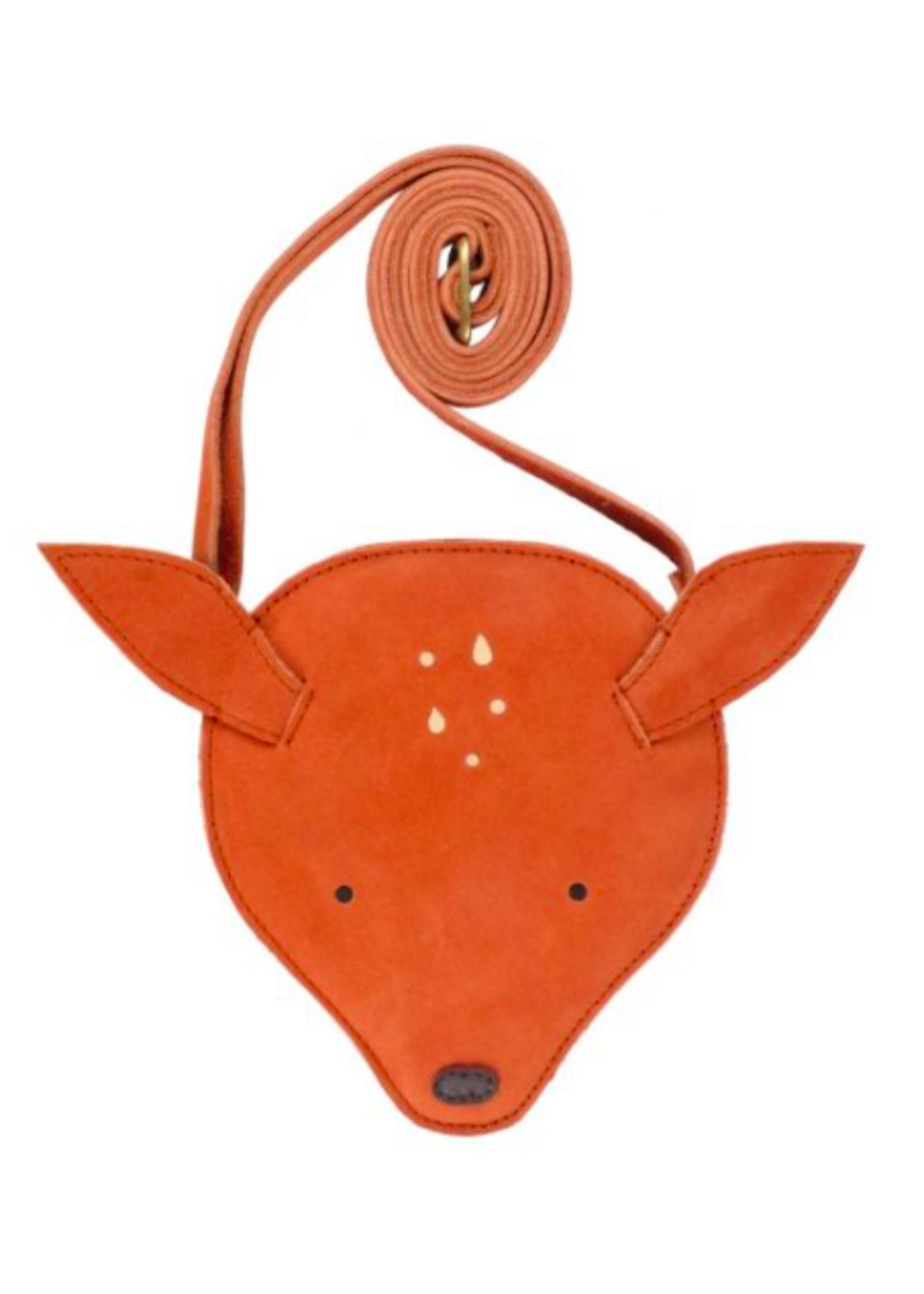 Donsje Amsterdam Britta Classic Purse - Deer
