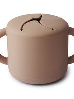 Mushie Snack Cup - Natural
