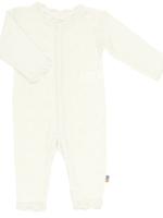 Joha Pointelle Jumpsuit - Silk & Wool