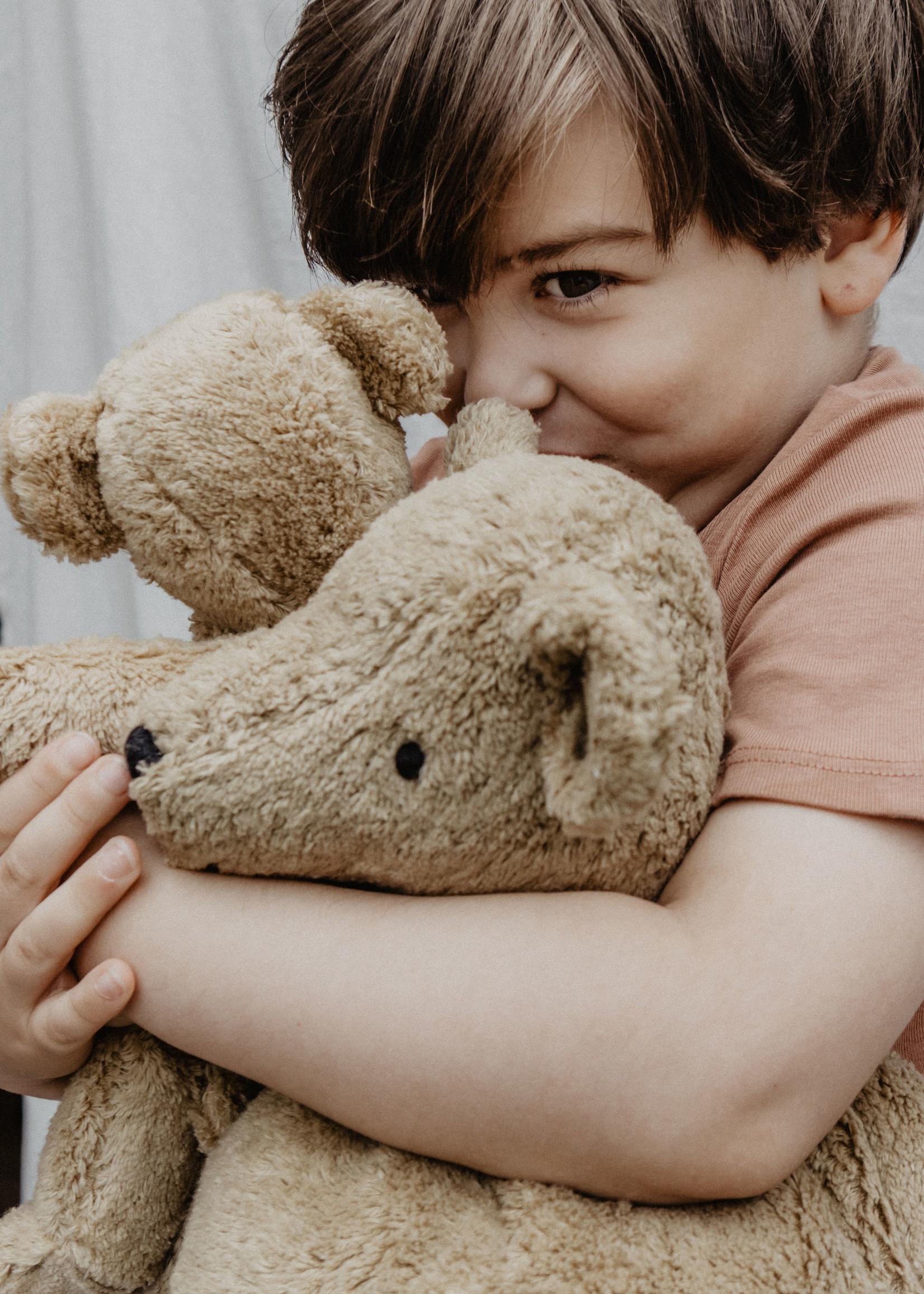 Senger Naturwelt Organic Cuddly Bear - Large - Beige
