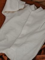 Cosilana One-Piece Sleep Suit - 100% Soft Organic Merino Wool