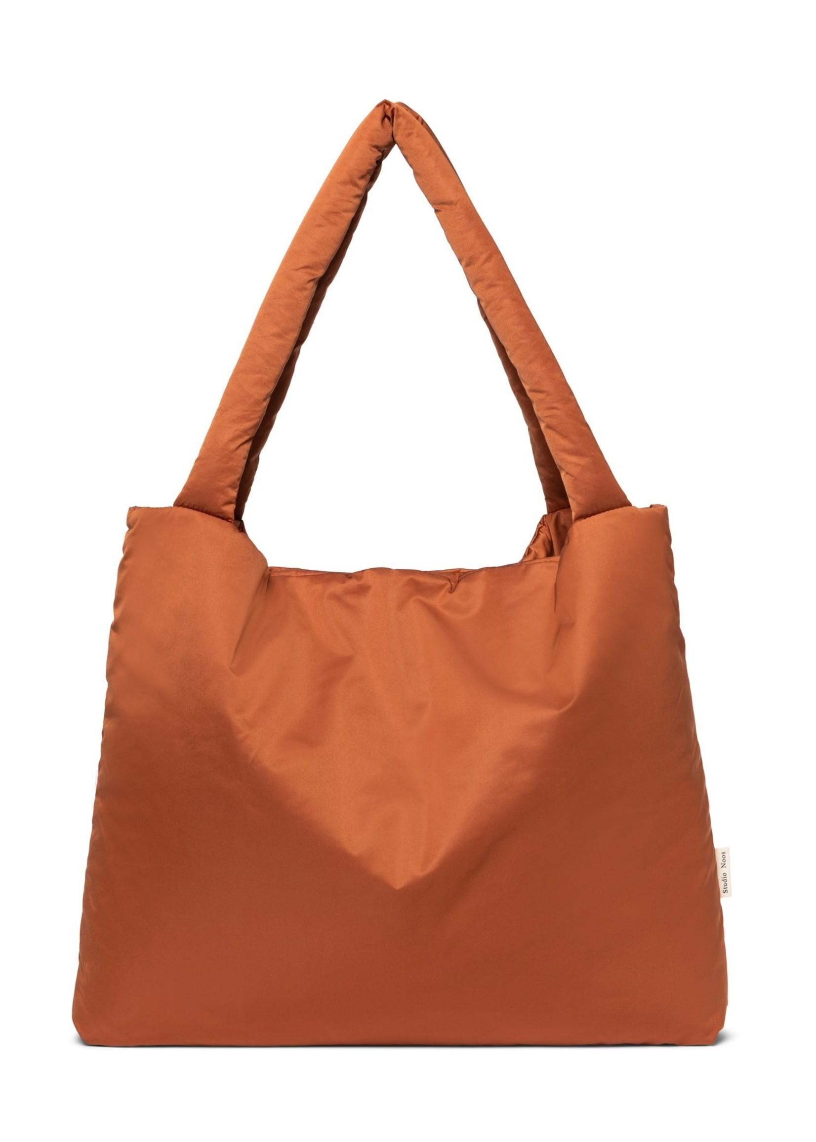 Studio Noos Puffy Mom Bag - Rust