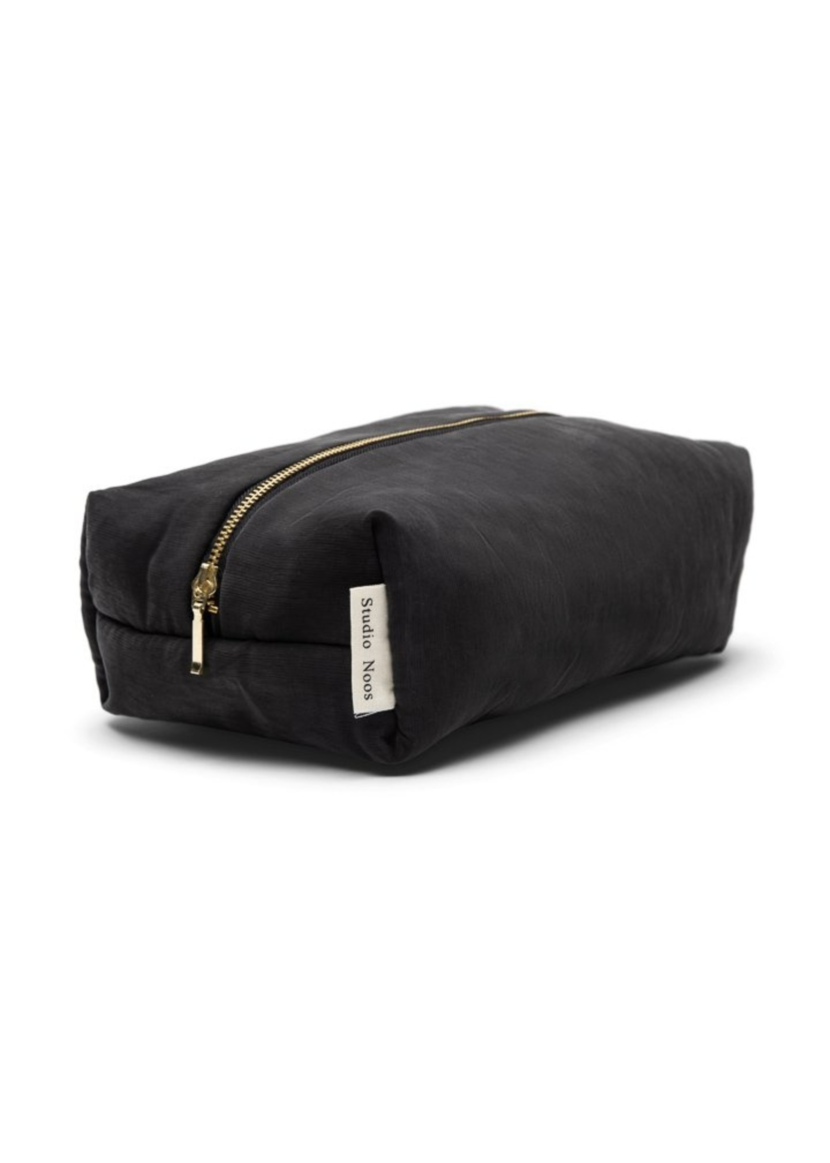 Studio Noos Puffed Pouch - Black