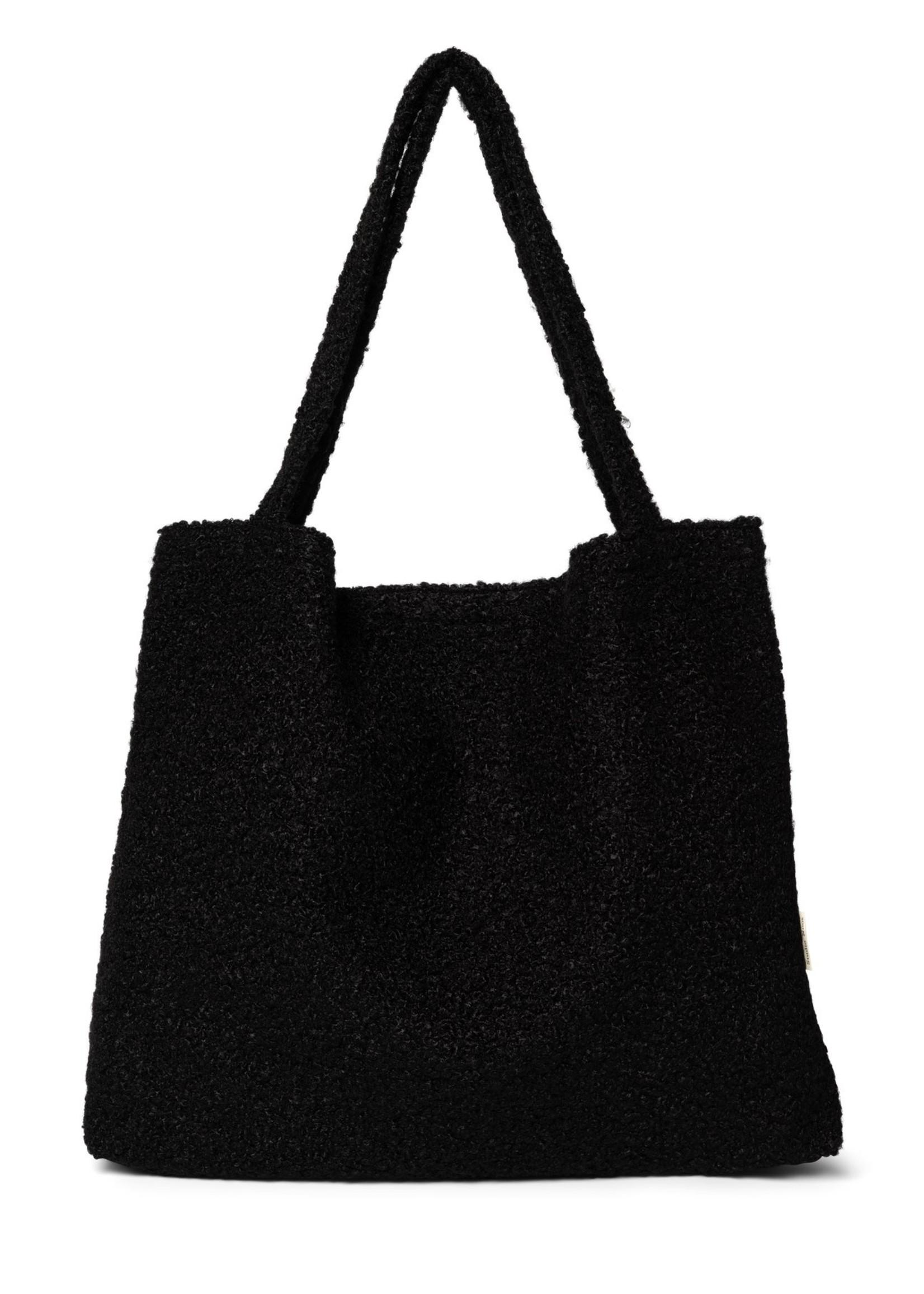 Studio Noos Mom Bag -  Bouclé Black