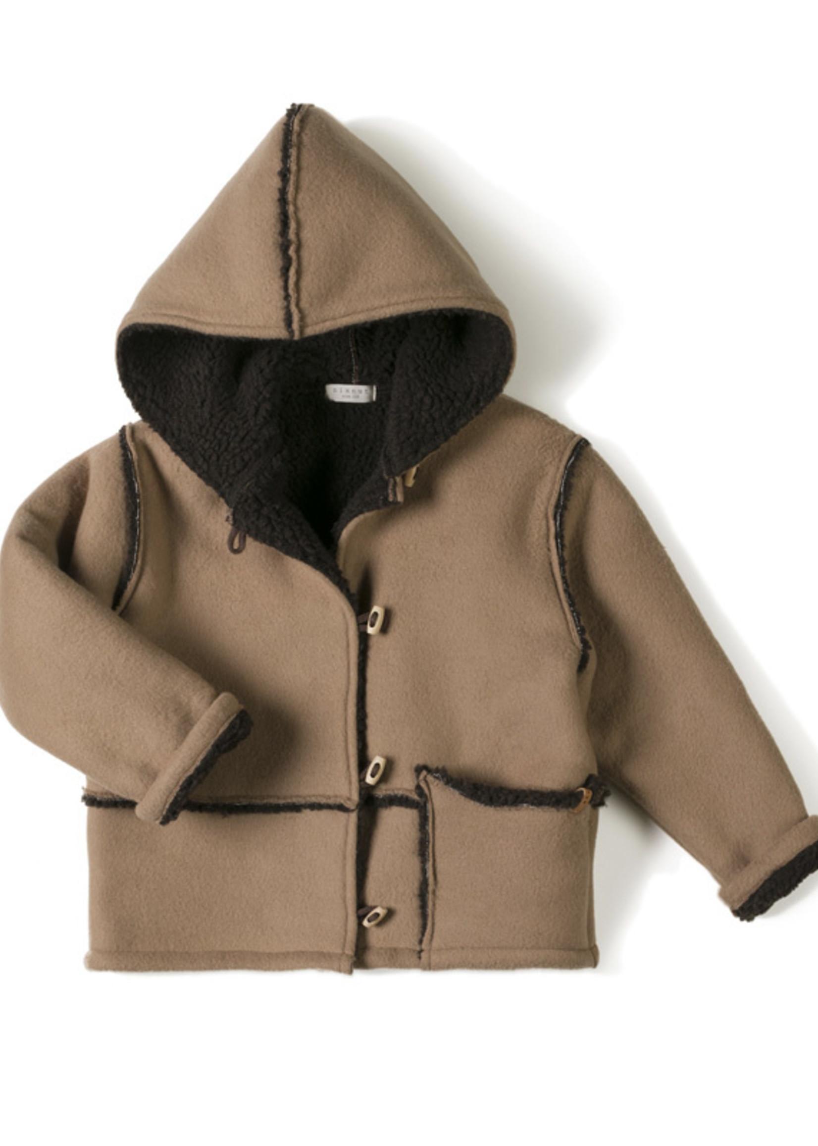 Nixnut Winter Jacket - Choco