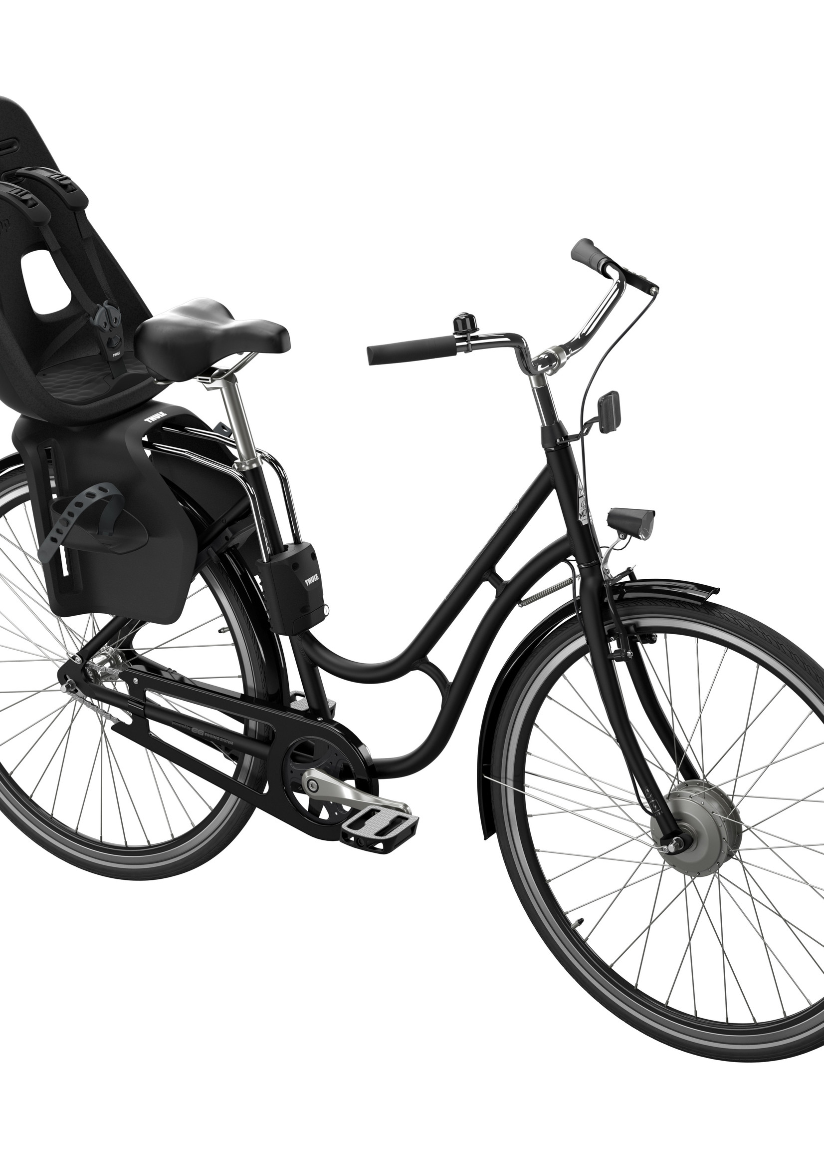 Thule Yepp Nexxt Maxi - Frame Mounted