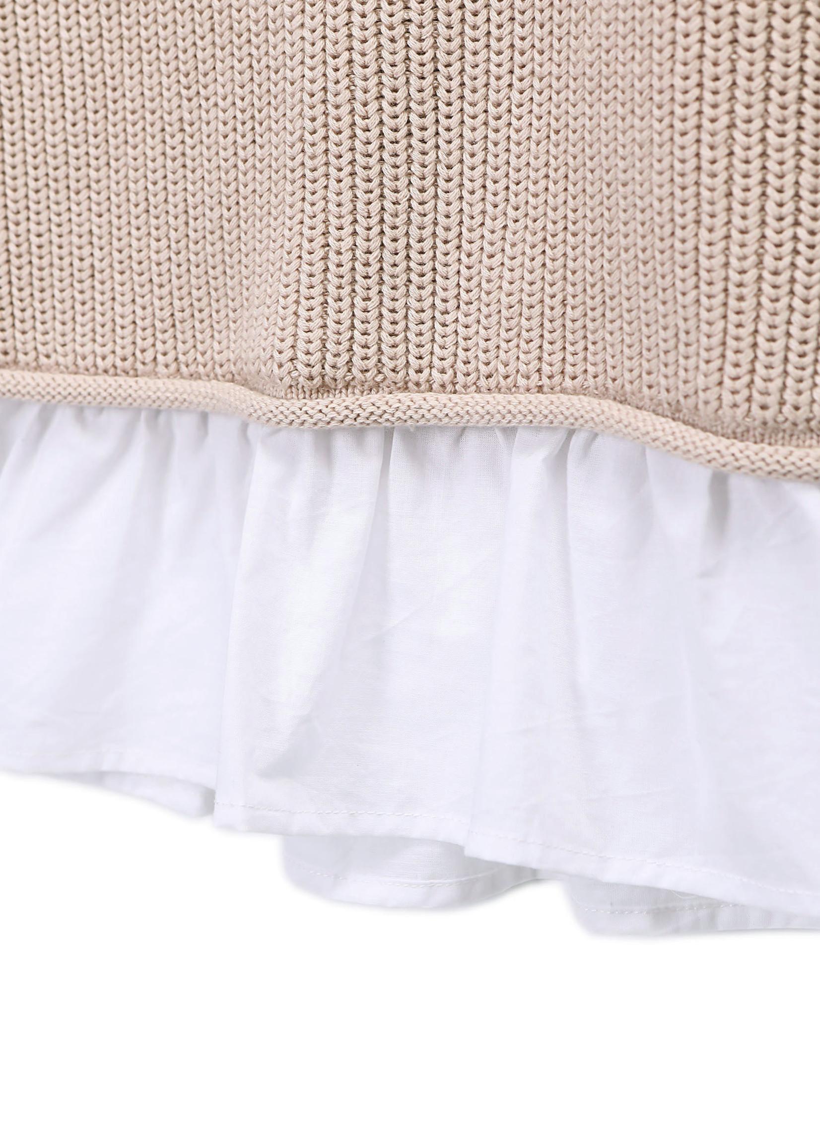 Donsje Amsterdam Flossy Sweater - Soft Sand