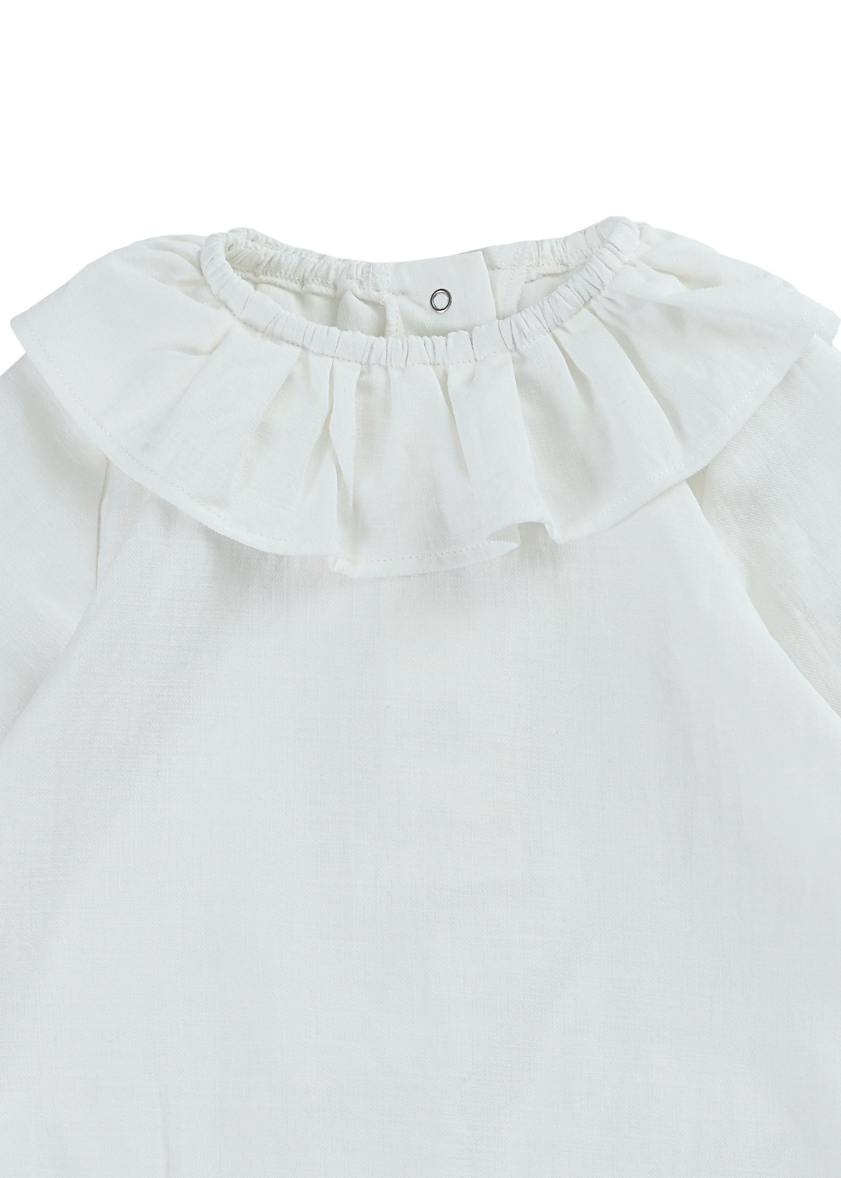 Donsje Amsterdam Chloe Bodysuit - Snowy White
