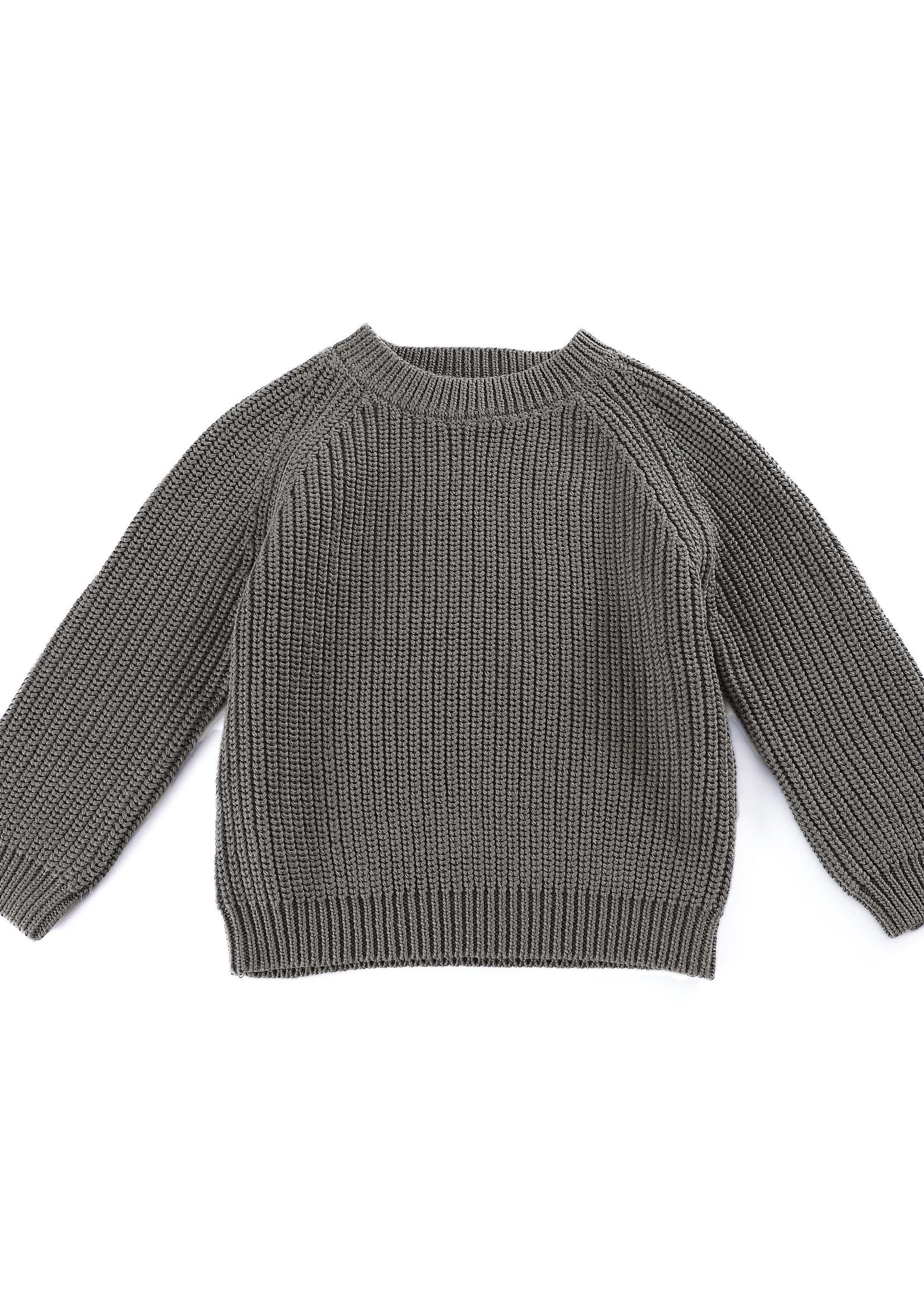Donsje Amsterdam Jade Sweater - Silver Sage