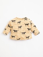 Play Up Printed Jersey T-Shirt Dogs - Olivia