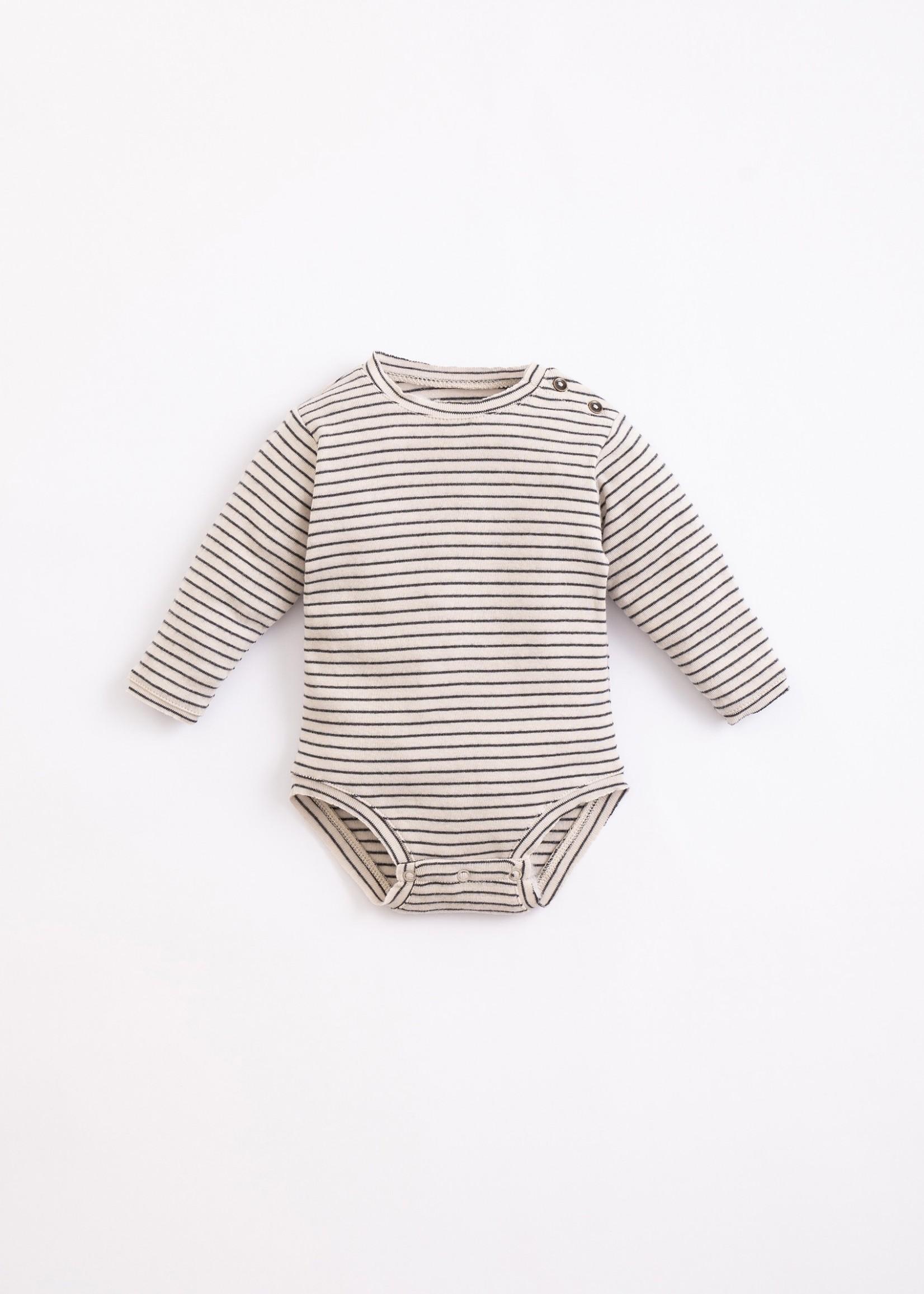 Play Up Striped Body - Miro