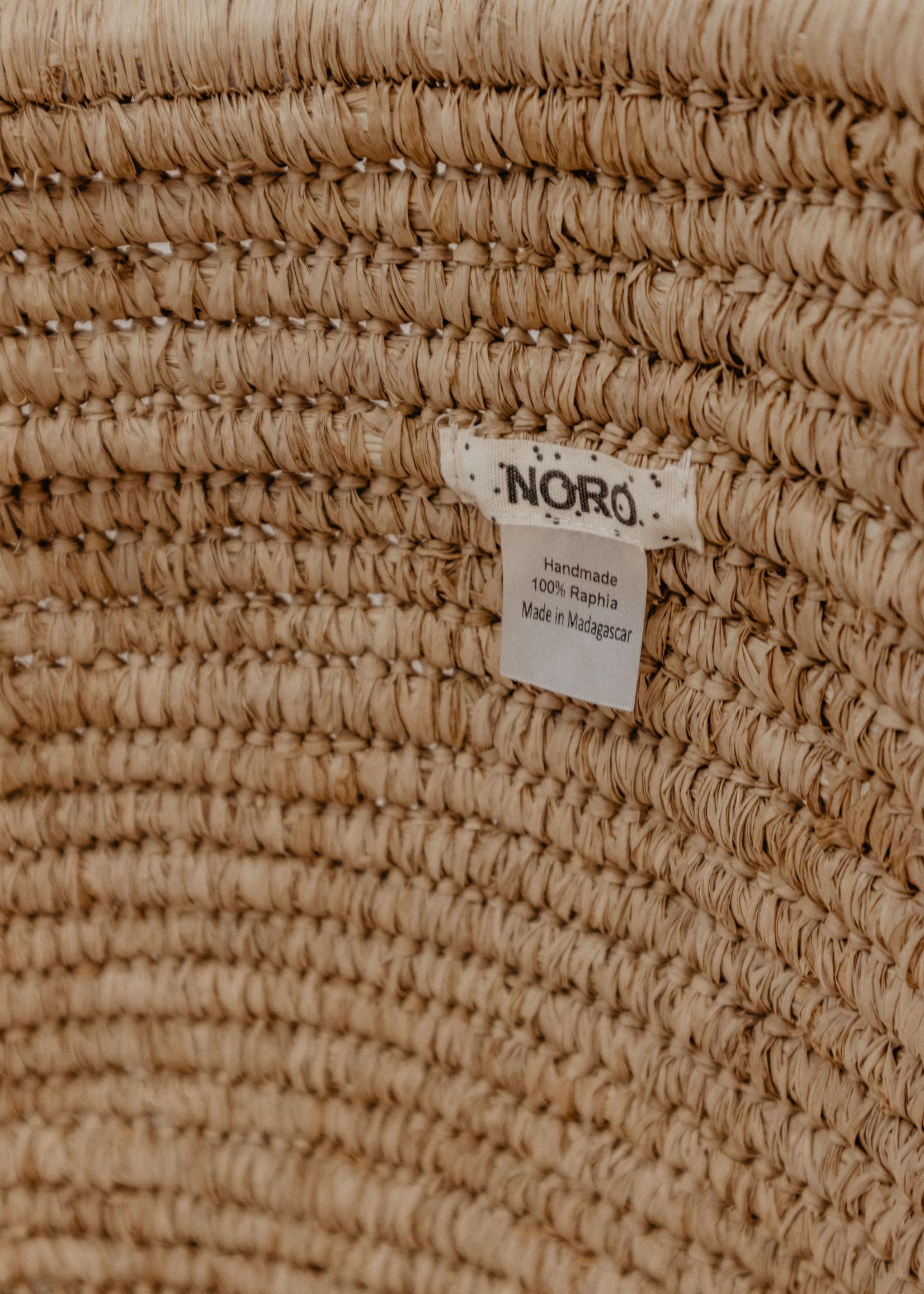 Noro Paris Moses Basket - Handmade & Fairtrade