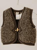 Alwero Wool Bodywarmer  - Graphite