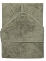 Timboo Hooded towel - Whisper Green