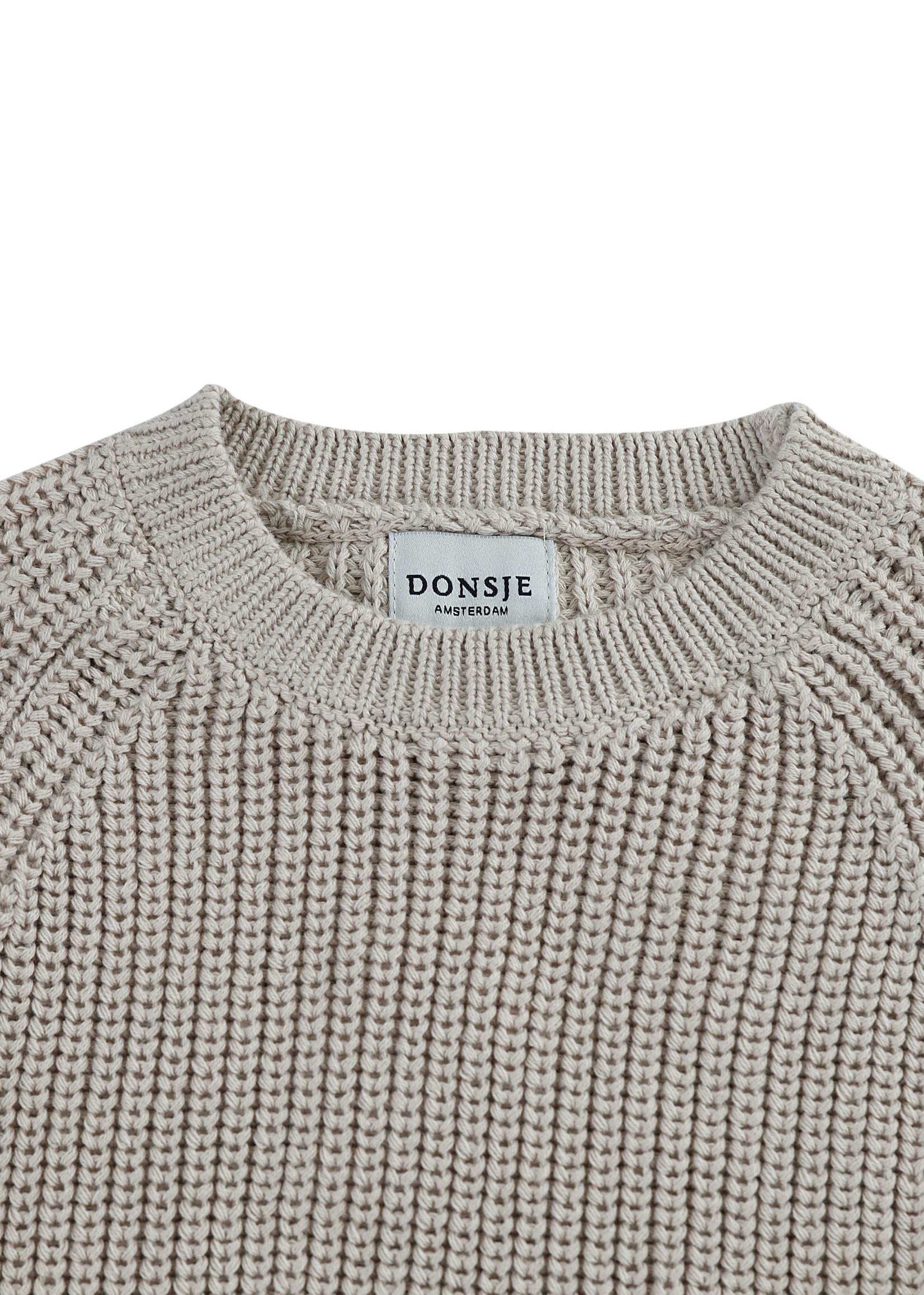 Donsje Amsterdam Jade Sweater - Soft Sand