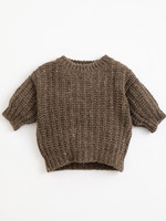 Play Up Knitted Jersey - Coffee