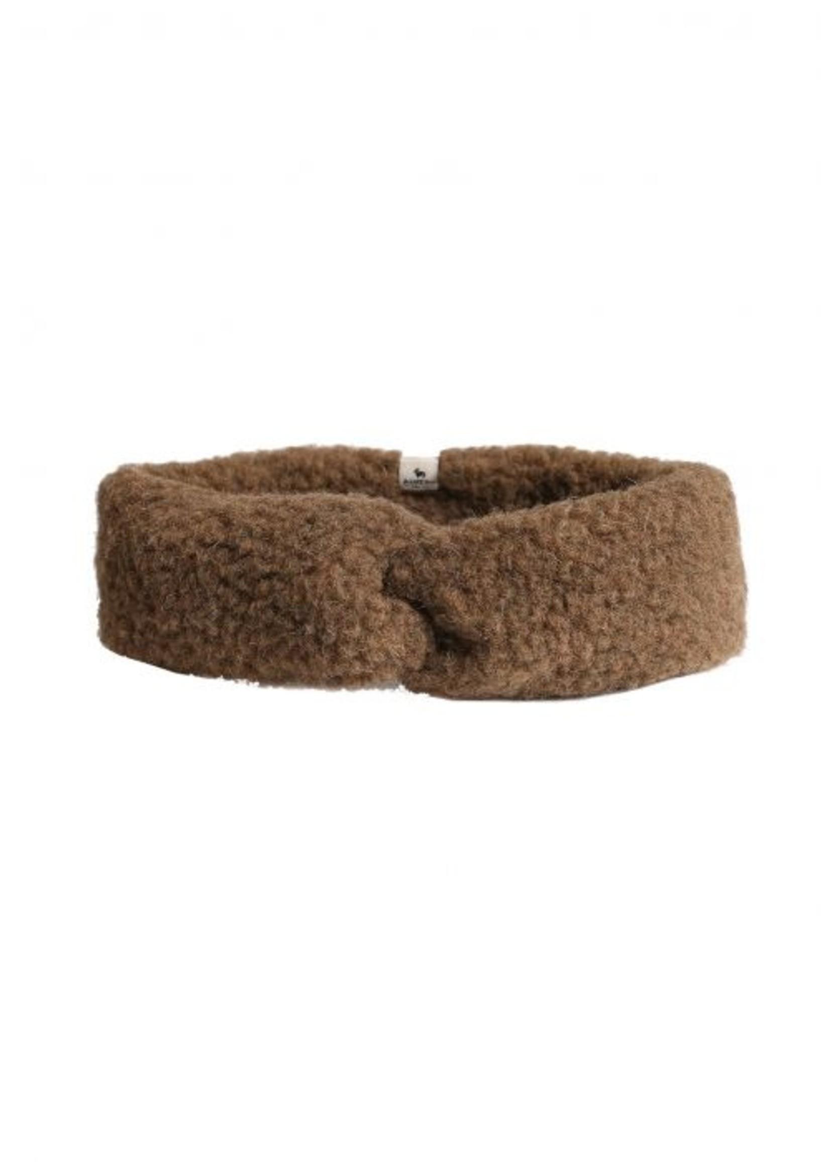 Alwero Haarband Coni - 100% Wol│Bark