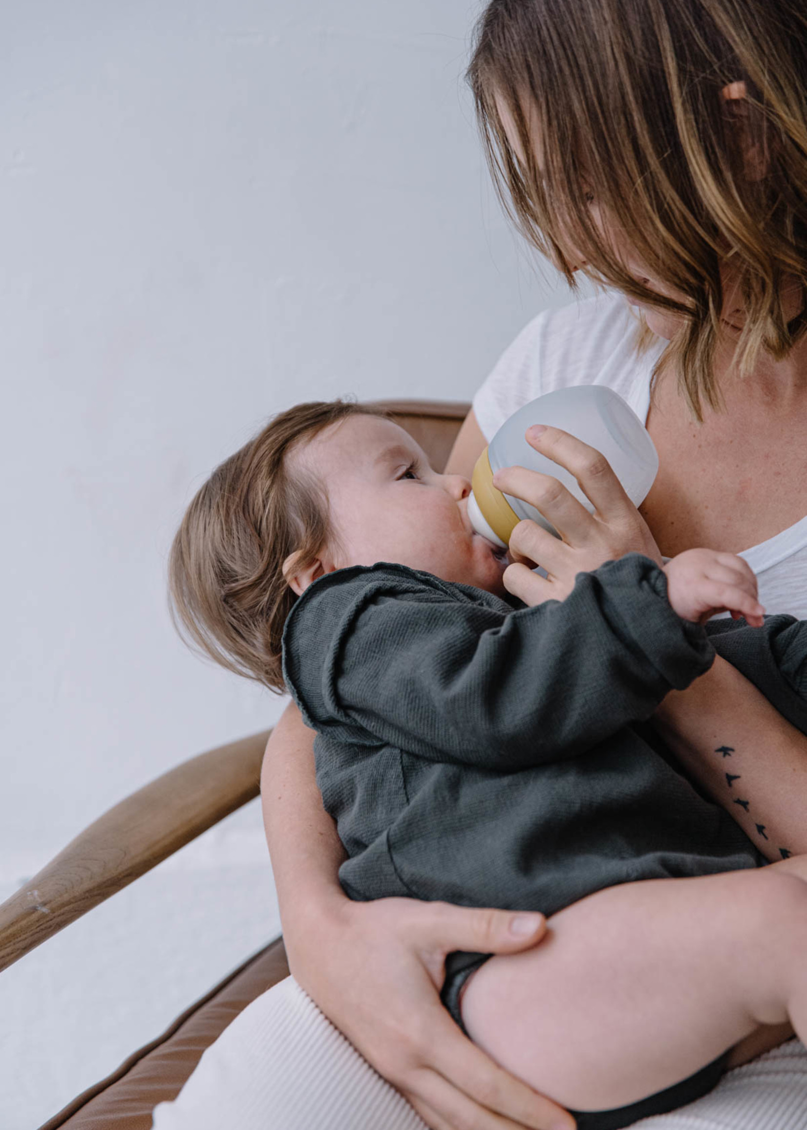 Elhée Baby Bottle 150 ml - Curry