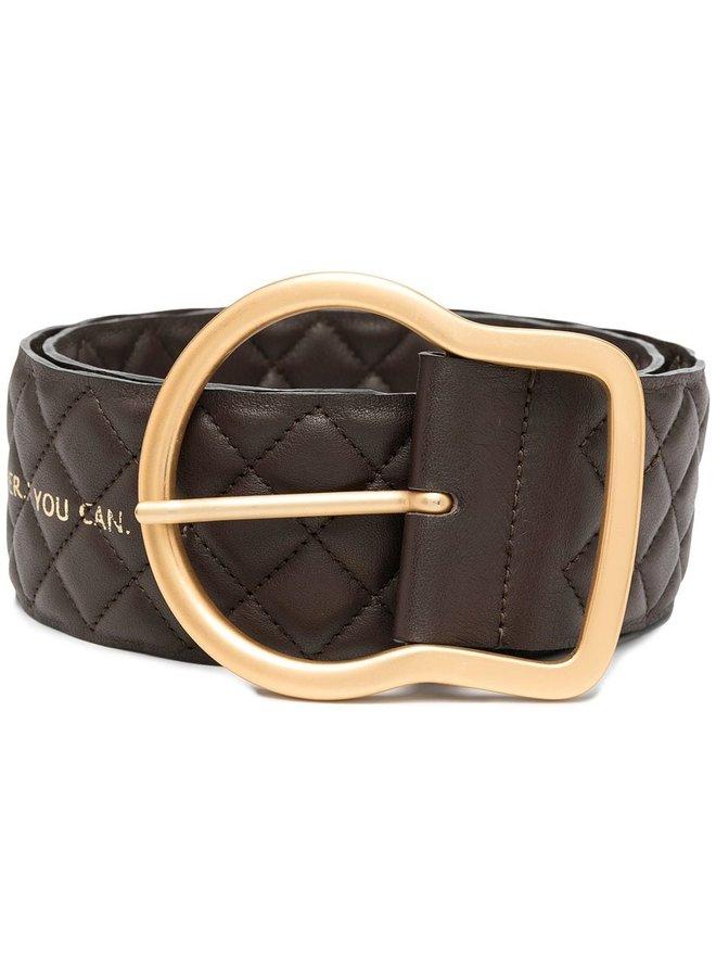 Soft Sensation Stitched Belt