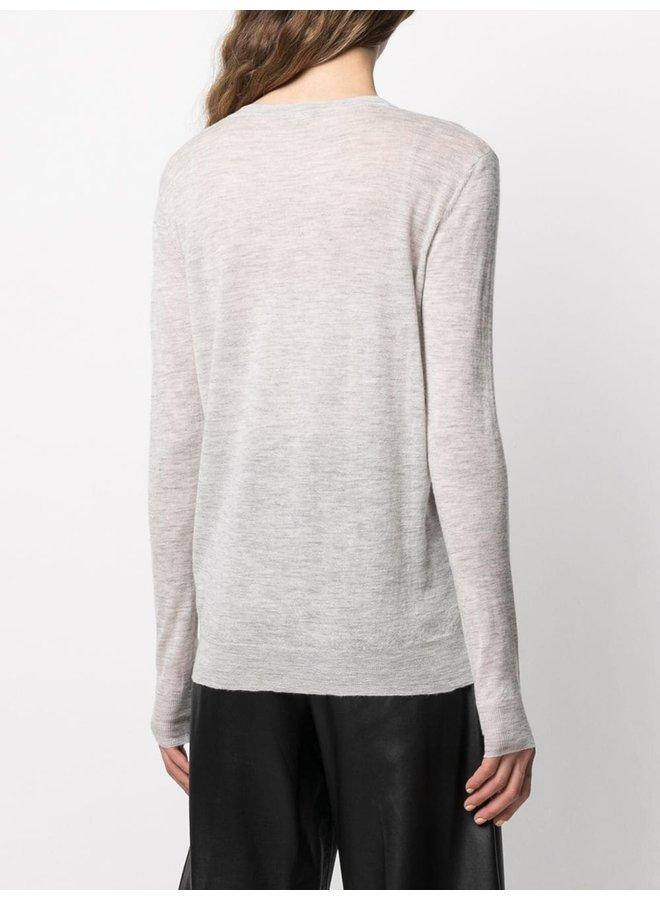 V Neck Cashair Sweater