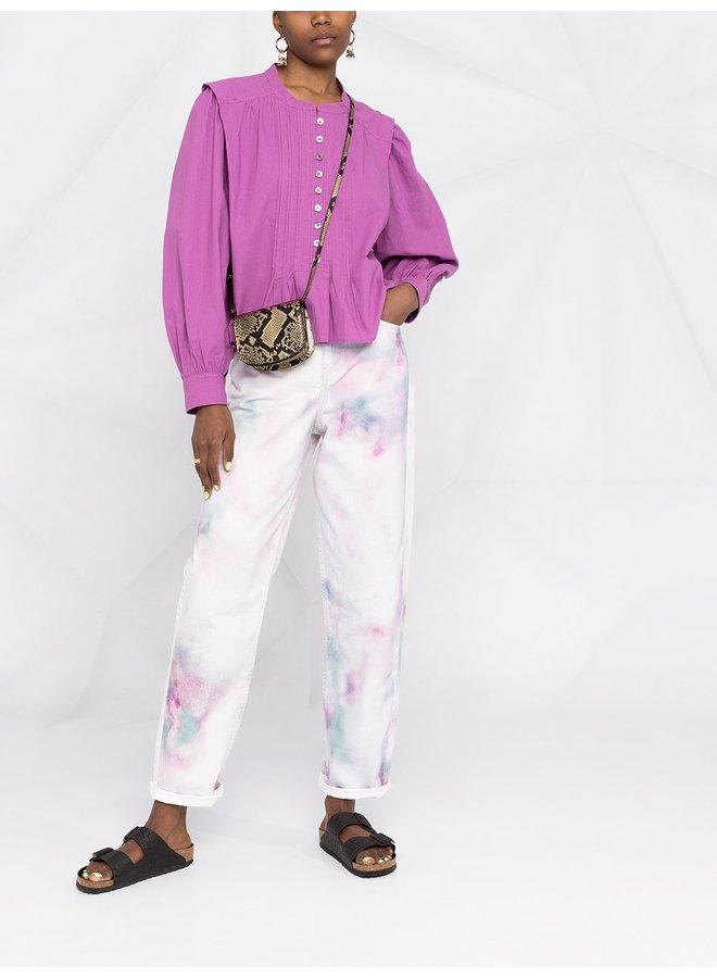 Corfy Tie Dye Jeans