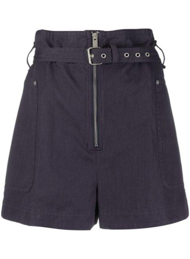 Parana Belted Shorts