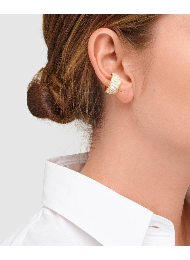 Liz Ear Cuff Gold