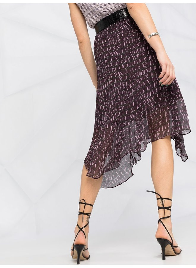 Soleda Printed Skirt