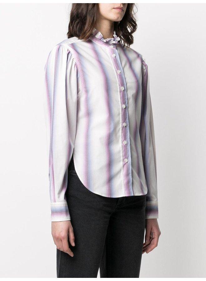 Jancis Striped Shirt