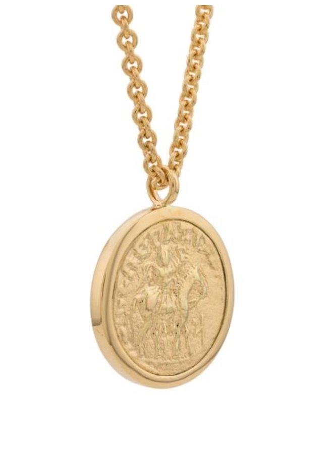 Coin Pendant Chain
