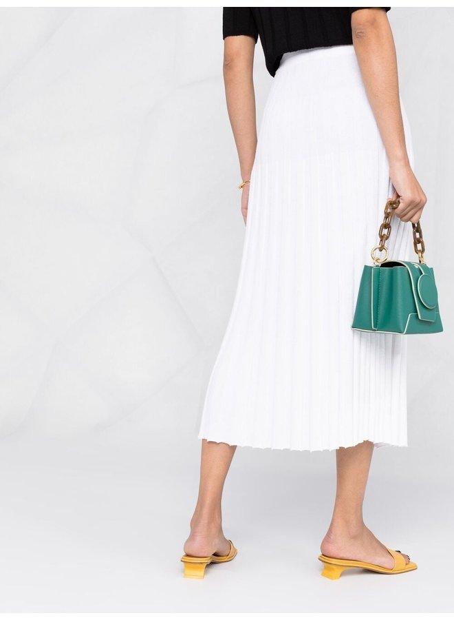 Textured Rib Skirt