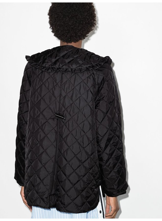 Recycled Ripstop Quilt Jacket