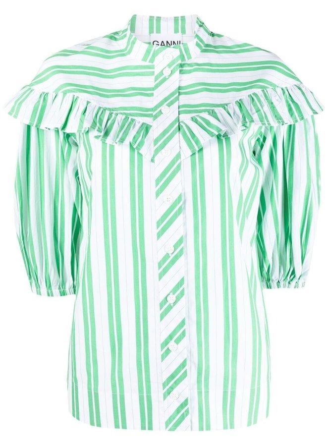 Stripe Cotton Top