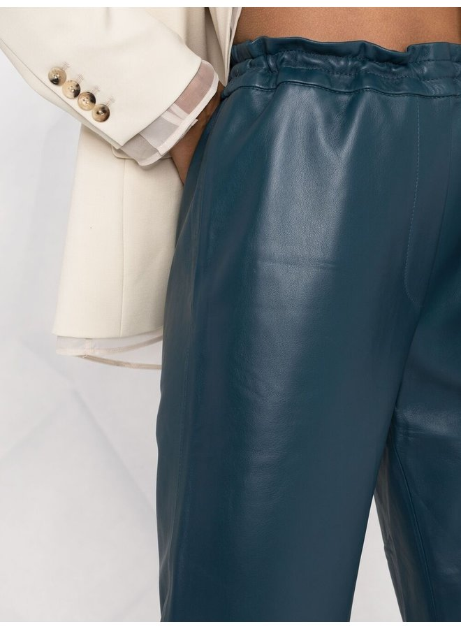 Tristan Nappa Leather Trousers