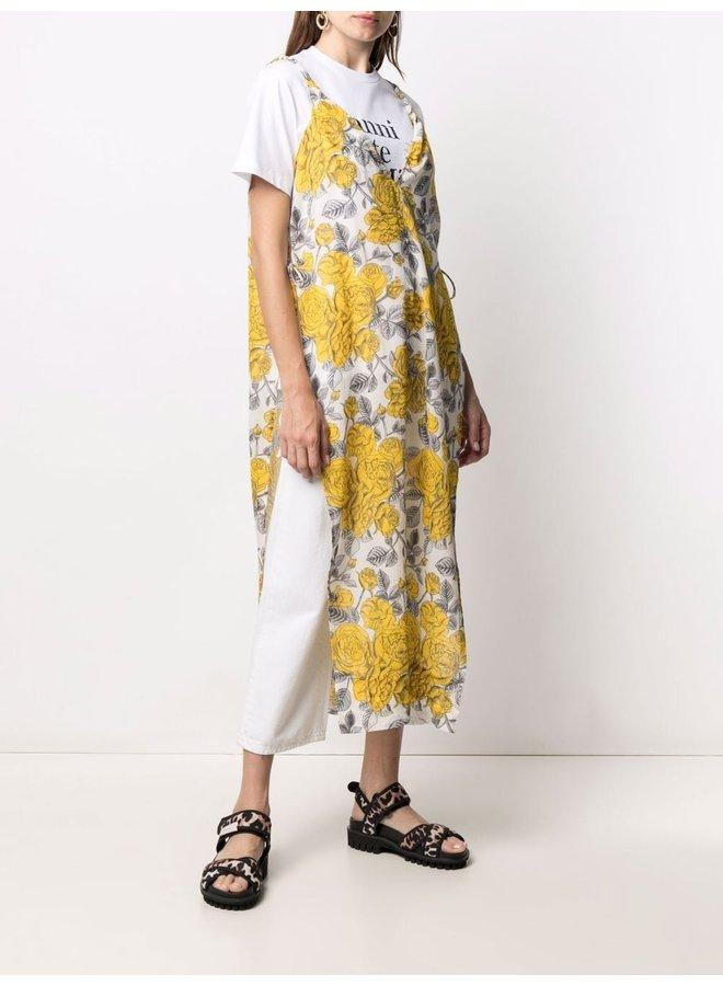 Light Cotton Shift Dress
