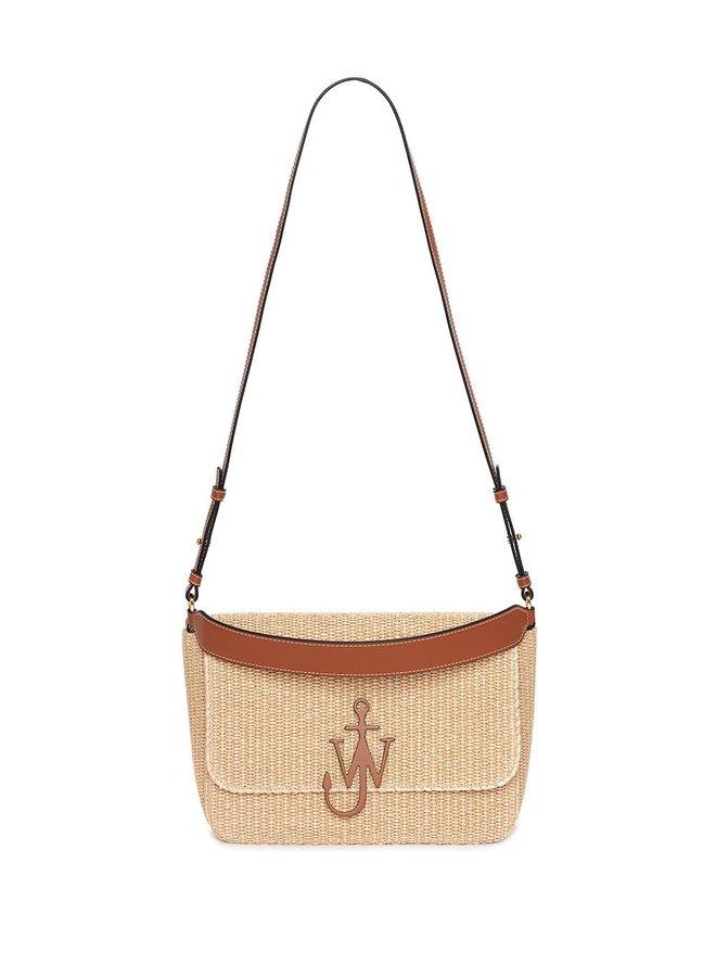 Braided Shoulder Anchor Bag