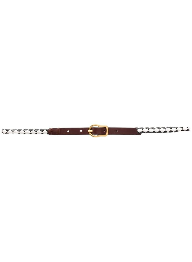Woven Fantasy Cord Belt