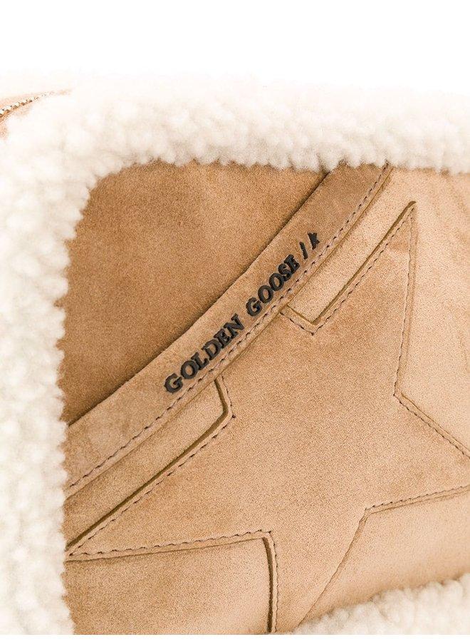 Fur Profile Star Bag