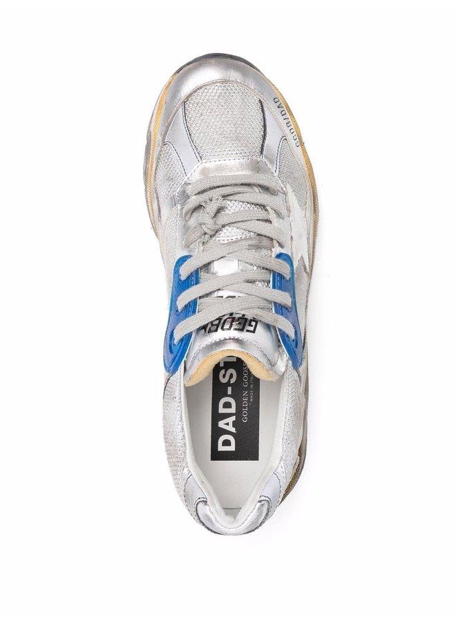 Laminated Star Running Dad Sneakers
