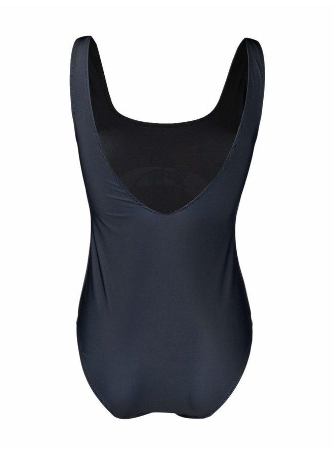 Placement Print Swimsuit