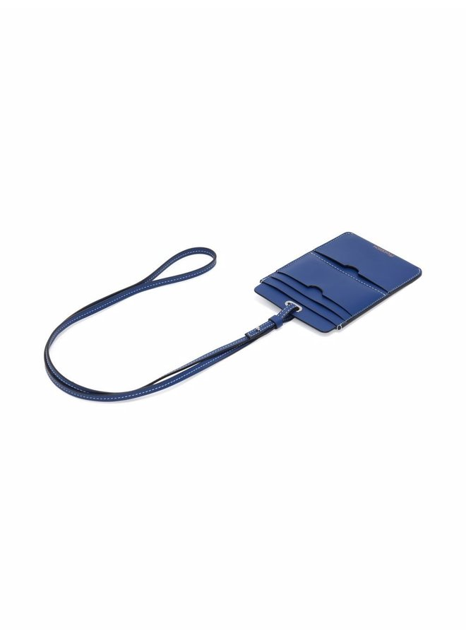 Card Holder Phone Pouch With Strap