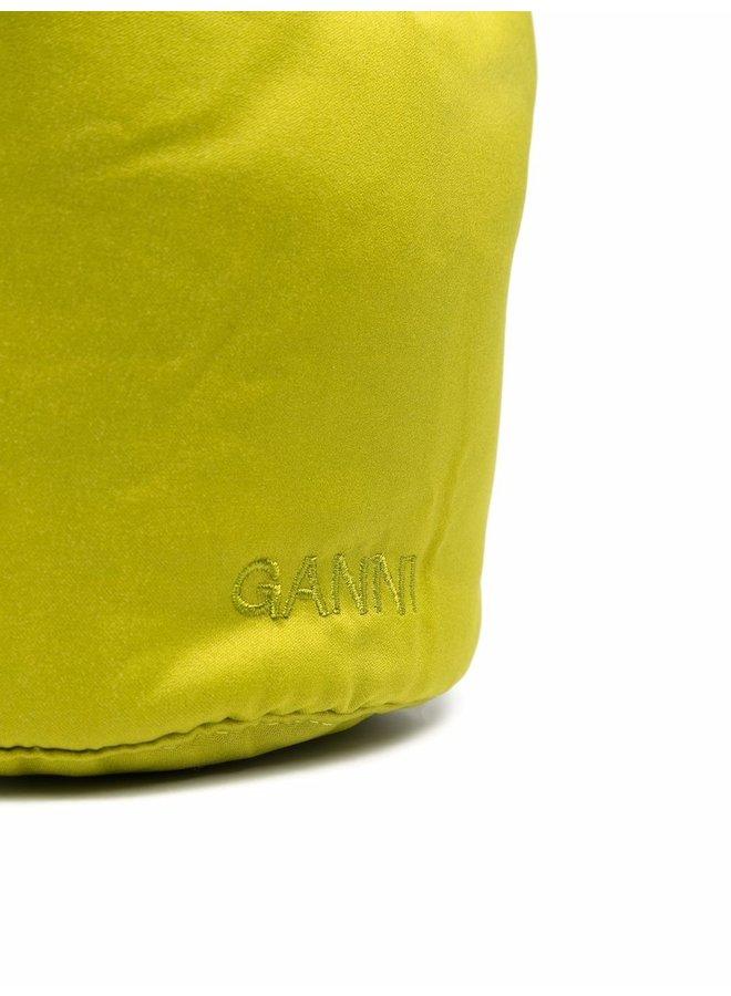 Satin Knots Bag