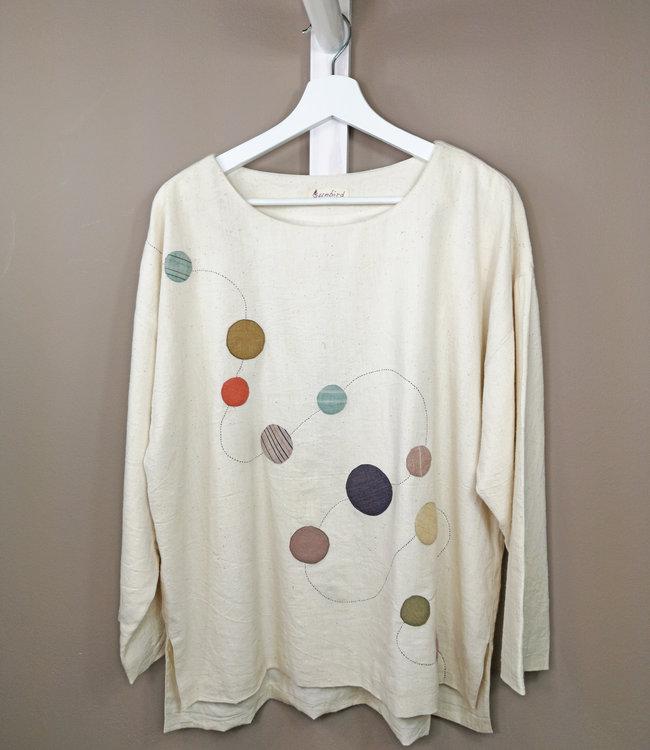 Sunbird Shirt long sleeves cotton